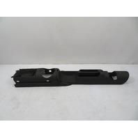 00 Audi TT MK1 #1141 Center Console, Black 8N0863240D