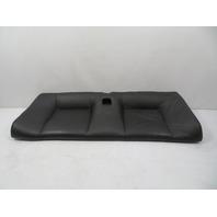 00 Audi TT MK1 #1141 Seat, Bottom Cushion Black Leather