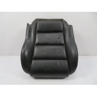 00 Audi TT MK1 #1141 Seat Cushion, Bottom, Front Right Black