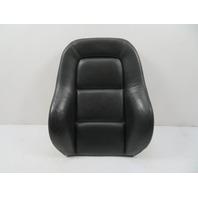 00 Audi TT MK1 #1141 Seat Cushion, Heated Backrest Front Right Black