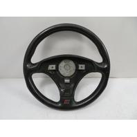 00 Audi TT MK1 #1141 Steering Wheel, Sport S-Line Black Leather