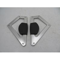 00 Audi TT MK1 #1141 Grab Pull Handle Pair, W/ Pads 8N0857645 8N0857646