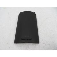 00 Audi TT MK1 #1141 Trim, Center Console Storage Tray Lid, Black 8N0863300A