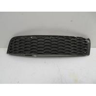 00 Audi TT MK1 #1141 Grill, Front Bumper Left OEM 8N0807681