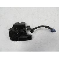 09 Toyota Prius #1147 Lock Latch, Trunk Actuator 69350-47010