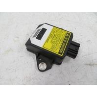 09 Toyota Prius #1147 Module, Yaw Rate Sensor 89183-48010
