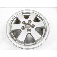 09 Toyota Prius #1147 (1) Wheel, 15x6 OEM