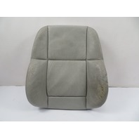 98 BMW M3 E36 #1148 Seat, Backrest Cushion, Sport Front Grey Left Or Right