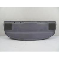 98 BMW M3 E36 #1148 Trim, Rear Parcel Shelf Windshield, Grey Deck