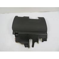 06 Audi TT MK1 Convertible #1150 Trim, Dashboard Knee Pad Kick Panel, Left Black 8N1880301
