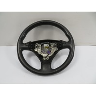 06 Audi TT MK1 Convertible #1150 Steering Wheel, Tiptronic Control, Black Leather