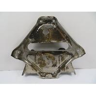 01 Porsche Boxster 986 #1157 Shield, Skid Belly Engine Pan Guard  98633126108