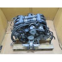 01 Porsche Boxster 986 #1157 Engine Assembly, Motor 2.7L M96.22 Motor