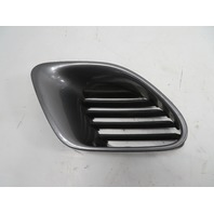 01 Porsche Boxster 986 #1157 Air Duct, Engine Quarter Vent Intake, Rear Right 98650456200
