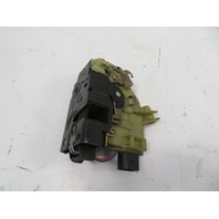 01 Porsche Boxster 986 #1157 Lock Latch, Door, Left 8N1837015C