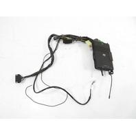 93 BMW 750il E32 #1158 Module, Alarm Control Unit & Wiring