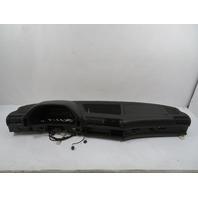 93 BMW 750il E32 #1158 Dashboard Assembly, Black