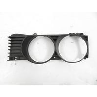 93 BMW 750il E32 #1158 Trim, Headlight Grill Left 51131964861