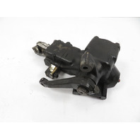 93 BMW 750il E32 #1158 Power Steering Gearbox W/Servotronic