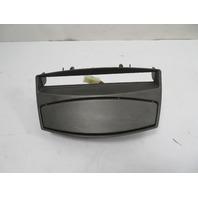 03 BMW Z4 E85 E86 #1159 Trim, Center Console Ashtray Grey
