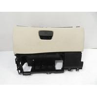 10 BMW Z4 E89 #1160 Glovebox, Ivory White