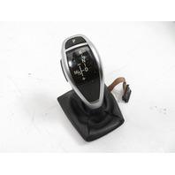 10 BMW Z4 E89 #1160 Shift Knob & Boot, Black Leather Sdrive