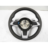 10 BMW Z4 E89 #1160 Steering Wheel, Heated Sport W/ Paddles & Switches