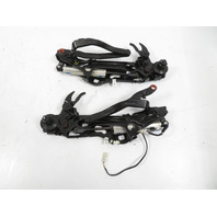 10 BMW Z4 E89 #1160 Hinge Pair, Top Folding Coupling W/ Cylinders