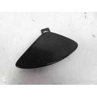10 BMW Z4 E89 #1160 Trim, Tow Hook Cover, Front Bumper Black 51117192160