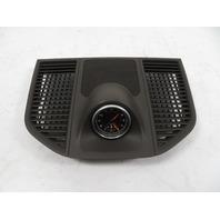 15 Porsche Macan S 95B #1161 Clock, Chrono Meter Stop Lap Timer, Agate Gray