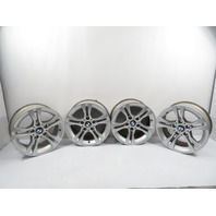 97 BMW Z3 1.9L #1162 Wheel Set, LA Dual Spoke Style 268, 16x7 E90 E91 6780907