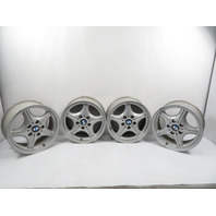 97 BMW Z3 1.9L #1162 Wheel Set, Style 35 Z-Star 16x7 36111092260