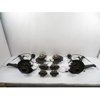 BMW Z3 318 #1162 5 Lug Swap Set, Trailing Arms, Hubs, Axles, Calipers E30 E36
