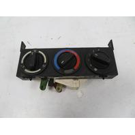98 BMW Z3 1.9L #1163 Climate Control, A/C Heater 8397712