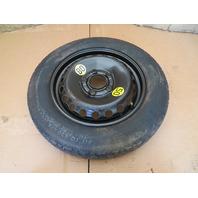 "98 BMW Z3 1.9L #1163 Spare Wheel & Tire, OEM 15"" 36111095069"