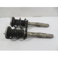 06 BMW M6 E63 #1164 Shock Spring Pair, Standard Front Struts Left & Right