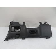 95 Lexus SC300 SC400 #1065 Trim, Dashboard Knee Pad Kick Panel, Left Black