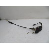 95 Lexus SC300 SC400 #1065 Lock Latch, Door, Front Left