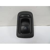 07-10 Porsche Cayenne 957 #1167 switch, window, left rear 7l5959851 Black