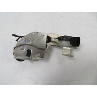 07-10 Porsche Cayenne 957 #1167 trunk latch actuator, lock lower 7L0827506E