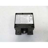 07-10 Porsche Cayenne 957 #1167 Module, Weight Sensing Occupant Sensor 7L5959339C