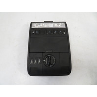 07-10 Porsche Cayenne 957 #1167 lamp, dome light, overhead console, front 7L5868403 black