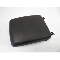 07-10 Porsche Cayenne 957 #1167 center console, armrest 95555330800 black