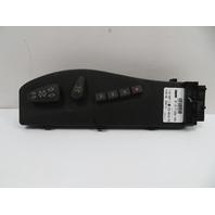 BMW Z4 E85 E86 Switch, Seat Left Driver 61317036125