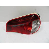 BMW Z4 E85 E86 Taillight, Red / Clear OEM, Right Passenger Side
