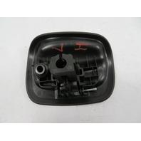 Fiat 500 Trim, Seat Backrest Release Handle, Left, Black
