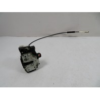 Fiat 500 Lock Latch, Door, Left 51827413
