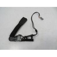 Mini Cooper S R56 R57 Seatbelt Buckle, Clip Tensioner, Left 2756837