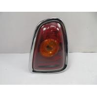 Mini Cooper S R56 R57 Taillight W/ Chrome Trim, Right 2751308