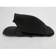 Mini Cooper S R56 R57 Trim, Parking E-Brake Boot Cover, Black